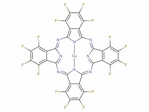 全氟酞菁铜  CAS号:14916-87-1