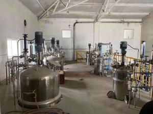 二手微生物发酵罐出售