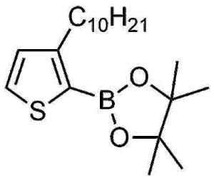 2-(3-癸基噻吩-2-基)-4,4,5,5-四甲基-1,3,2-二氧杂硼戊烷 CAS号:1403967-25-8 现货优势供应 科研产品