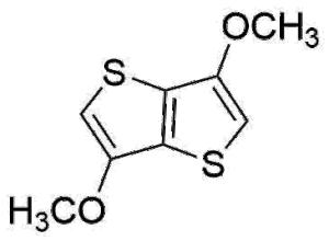 3,6-dimethoxythieno[3,2-b]thiophene CAS号:850233-79-3 现货优势供应 科研产品