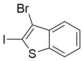 Benzo[b]thiophene, 3-bromo-2-iodo- CAS号:140898-76-6 现货优势供应 科研产品