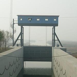 河道钢制闸门介绍与安装