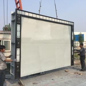 泵站钢制闸门施工标准