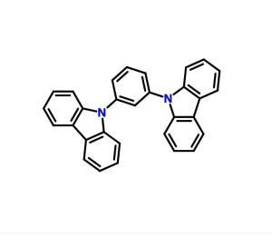 9,9'-(1,3-苯基)二-9H-咔唑  CAS号:550378-78-4