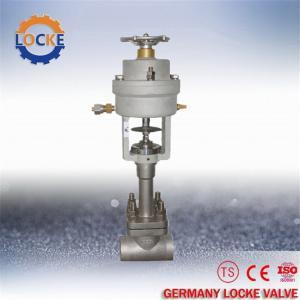 进口低温压力调节阀德国洛克产品详情参数 产品图片