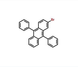 2-溴-9,10-二苯基蒽 cas号:201731-79-5 现货产品,优势供应 科研专用