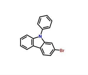 2-溴-9-苯基-9H-咔唑   CAS号:94994-62-4  现货