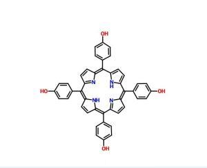 5,10,15,20-四(4-羟苯基)卟啉 CAS:51094-17-8 直销产品优势出货
