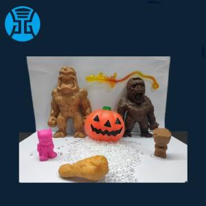 玩具用品料定制 北极熊玩具料 TPE玩具原料定制 玩具车轮料定制 产品图片