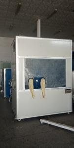 正压式 工作站核酸隔离箱 工作站(双人款) 产品图片