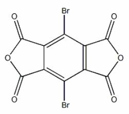 3,6-二溴均苯四甲酸二酐CAS号:24848-78-0