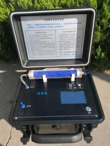 符合泵吸静电收集能谱分析法测氡仪新标准 产品图片