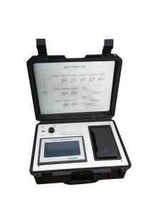 环保验收跟在线仪器做对比实验用LB-6200型便携式明渠流量计 产品图片