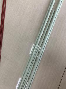 厂家供应玻璃纤维棒 塑料条 大棚竿 玻纤棒 实心 玻纤棒 大棚 可订做