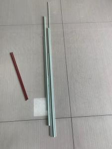 纯玻璃纤维棒材 帐篷杆 风筝杆 窗帘杆 可根据直径定做