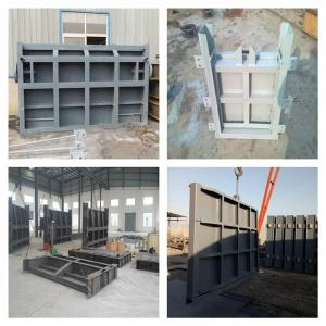 钢制闸门和渠道闸门区别