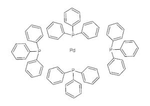 四(三苯基膦)钯 CAS:14221-01-3;厂家批发,现货供应,价格优惠