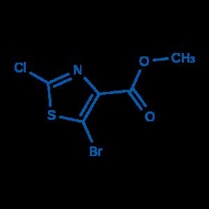 5-溴-2-氯噻唑-4-羧酸甲酯
